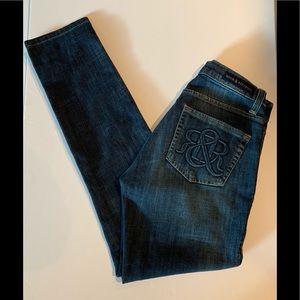 """Rock & Republic SZ 6M Dark wash """"Berlin"""" Jeans"""